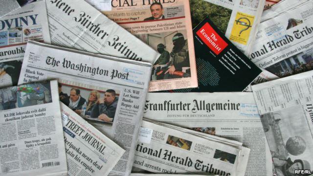 Світова преса пише про ембарго Кремля на імпорт європейських та американських харчових продуктів