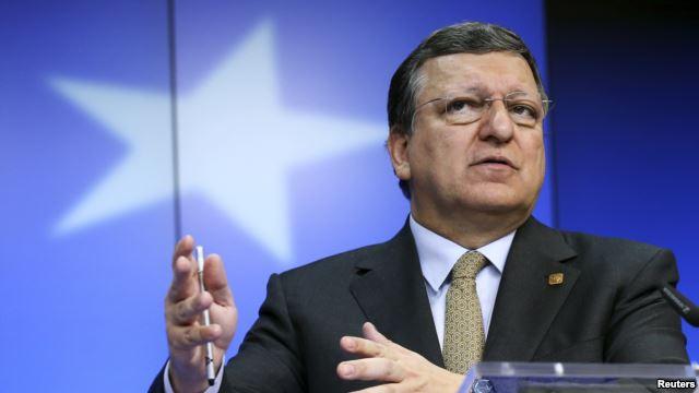 Президент Єврокомісії Жозе Мануель Баррозу застеріг президента Росії